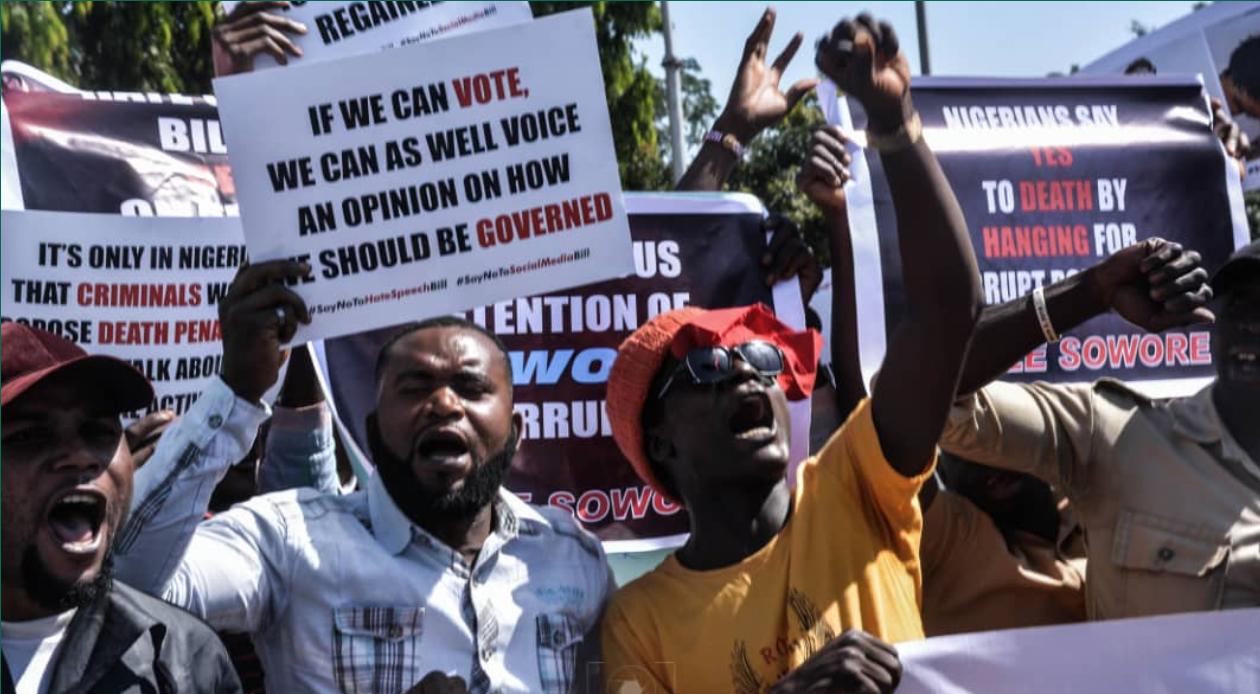 Clampdown Against Dissent