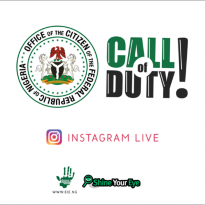 Call of Duty Instagram Live Series