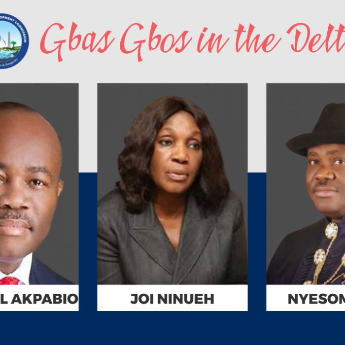 Gbas Gbos in the Delta