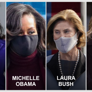 Former US First Ladies